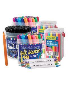 Classroom Markers Kit 288pcs