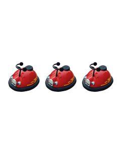 Bumper Cars Set of 3