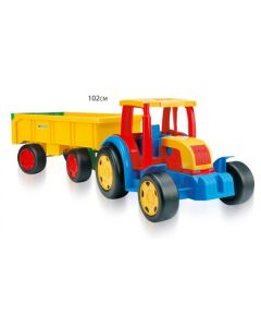 Giant Tractor & Trailer 102cmL