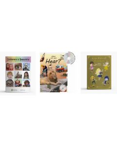Different is Beautiful, What Can You Hear? and Emotional Fairies Big Books Set
