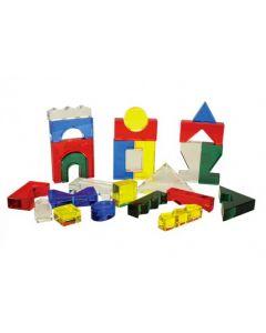 Acrylic Building Blocks 25pcs
