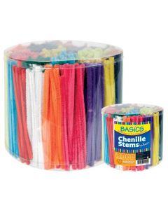 Classpack Chenille Stems Multicolour 1000pcs
