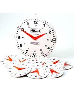 Teacher Clock Non-Geared