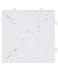 Large Iron-On Bead Pattern Plates for Large Beads 4pcs