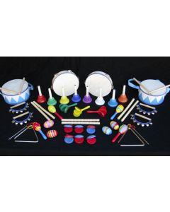 Jumbo Music Percussion Set 47pcs