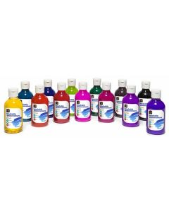 Washable Watercolour 250ml Pink